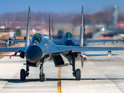 Fighter, weapon, jet, Su-27, J-11, shengyang J-11