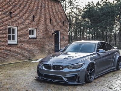 BMW, Liberty, Walk, M4