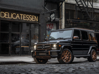 G-Class, Final Edition, G65, Mercedes-Benz, AMG, 2018, Gelandewagen