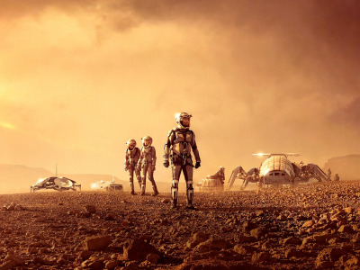 Series, Mars, National Geographic Channel
