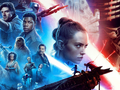 Эпизод IX, Звёздные войны, The Rise of Skywalker, постер, Star Wars