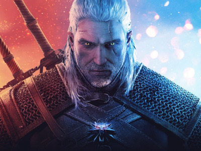 Геральт из Ривии, The Witcher 3: Wild Hunt, Ведьмак 3: Дикая охота, Geralt of Rivia