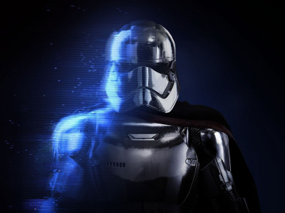 Electronic Arts, Star Wars, ..., EA DICE, Звездные войны, Captain Phasma, Star Wars: Battlefront II, DICE
