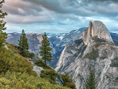 California, Curry Village, United States, Yosemite National Park