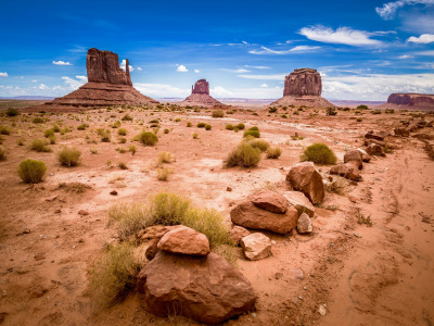 Utah, Природа, Monument Valley National Park