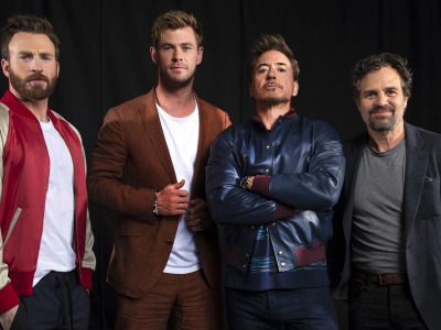 Avengers, Chris Hemsworth, Chris Evans, Mark Ruffalo, Robert Downey