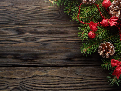 Украшения, Новый Год, Рождество, Christmas, wood, New Year, decoration, xmas, Merry, fir tree, ветки ели