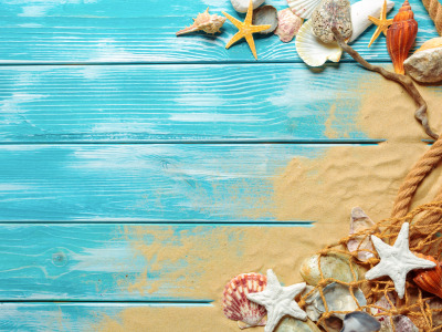 Marine, beach, seashells, пляж, ракушки, песок, sand, wood, still life
