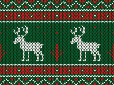 Зима, фон, узор, colorful, Рождество, Christmas, winter, background, pattern, вязаный, knitted, seamles